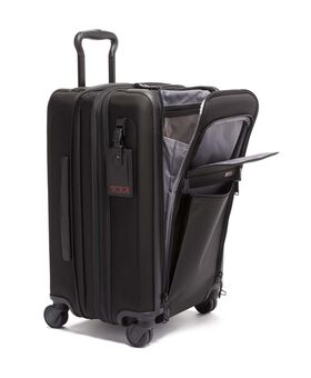 International Expandable 4 Wheeled Carry-On Alpha 3