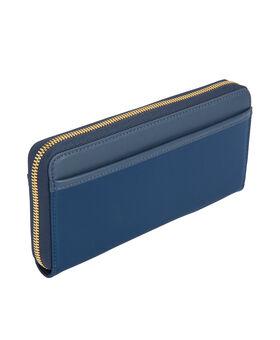 Europäische Brieftasche mit Rundumreißverschuss Voyageur