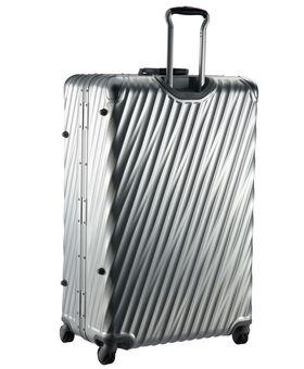 Koffer für eine Weltreise 19 Degree Aluminium