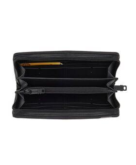 TUMI ID Lock™ Reisebrieftasche mit Rundumreißverschluss Alpha