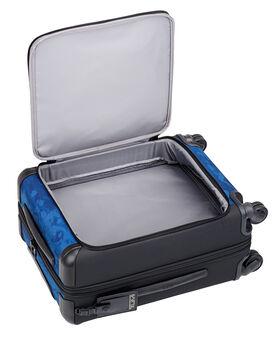Kontinentales Handgepäck mit Frontfach auf 4Rollen – erweiterbar Alpha 2