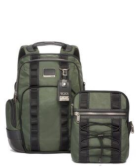 Paratrooper 2-in-1-Rucksack Alpha Bravo