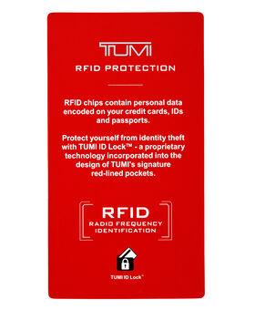 TUMI ID Lock™ Global Double Billfold Alpha