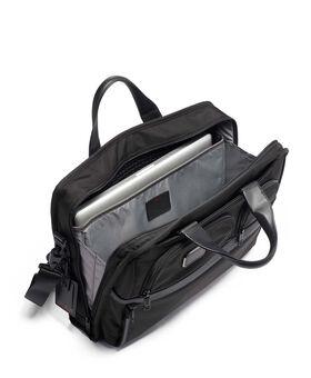 Kompakte Aktentasche für große Laptops Alpha 3