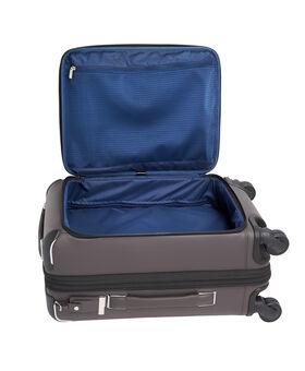 Gatwick Internationales Leder-Handgepäck (erweiterbar) Arrivé