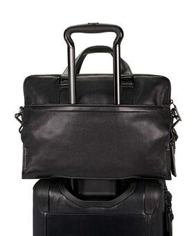 Horton Business Tasche mit Doppelreißverschluss Harrison