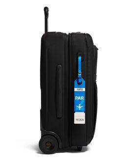 Paris Luggage Tag Travel Accessory