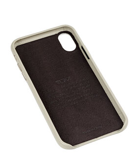 Lederhülle für iPhone X Mobile Accessory