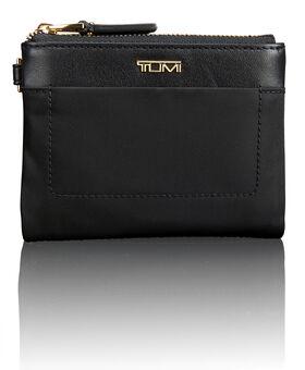 Brieftasche mit Doppelreißverschluss Voyageur