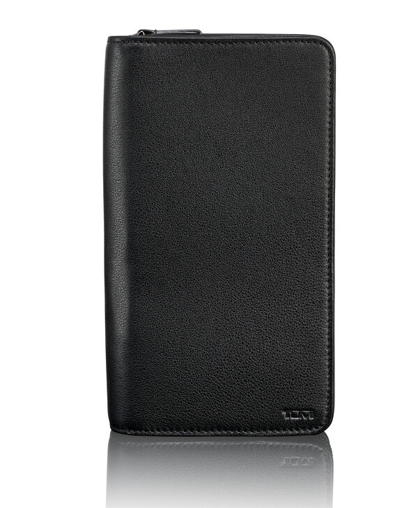 Nassau TUMI ID Lock™ Zip-Around Travel Wallet