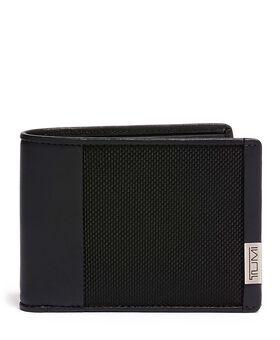 Brieftasche mit 2 Scheinfächern Alpha
