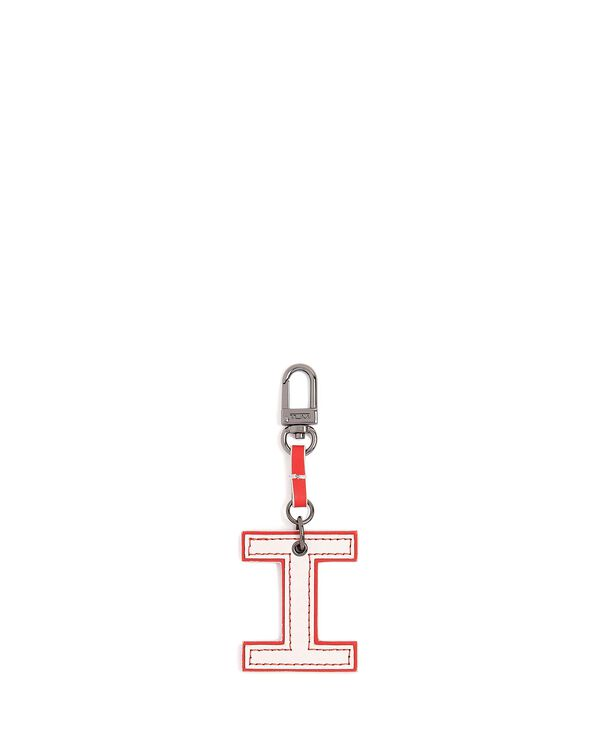 Tumi Womens Accents Letter Charm - I