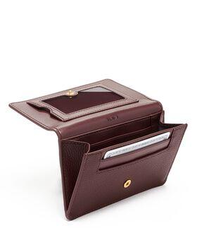 Kleine Geldbörse im Envelope-Design (schmal) Belden