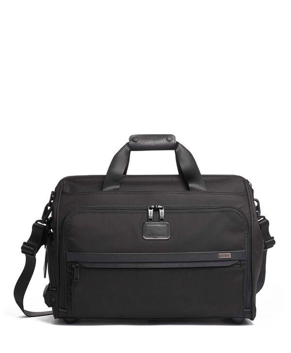 Alpha 3 Weiche Reisetasche (mit gerahmter Öffnung)