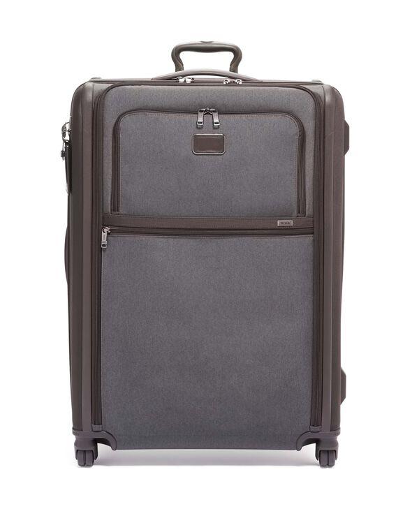 Alpha 3 Koffer auf 4 Rollen für eine lange Reise (erweiterbar)