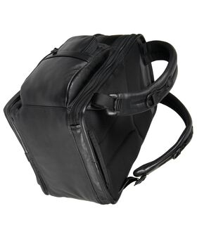 TUMI T-Pass® Business Class Leather Brief Pack® Alpha 2