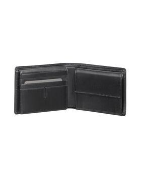 Globale Geldbörse mit Münzfach (kompakt) Nassau