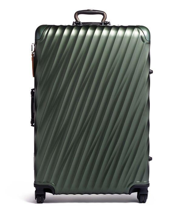 19 Degree Aluminium Koffer für längere Reisen