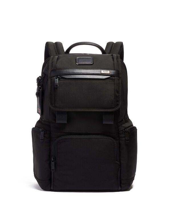 Alpha 3 Rucksack mit Überschlag