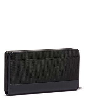 Reisebrieftasche mit Rundumreißverschluss Alpha