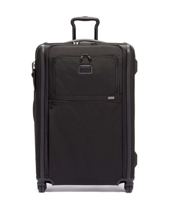 Alpha 3 Koffer auf 4 Rollen für eine längere Reise (erweiterbar)
