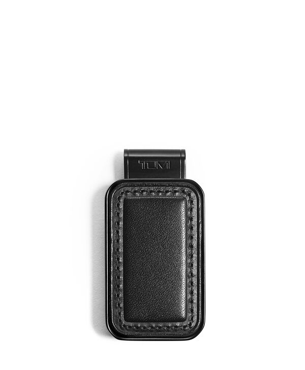 Nassau Monogram Patch Money Clip