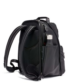 Kompakter Laptop Brief Pack® aus Leder Alpha 3