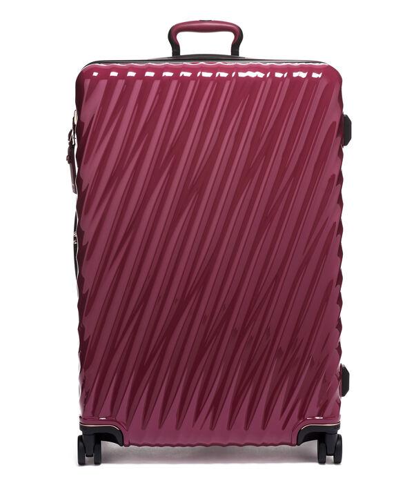19 Degree Koffer auf 4 Rollen für lange Reisen (erweiterbar)