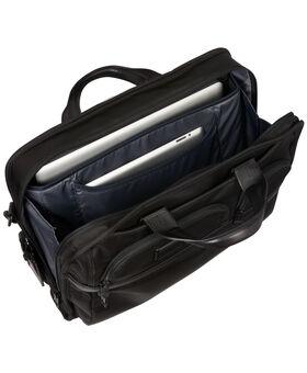 Kompakte Aktentasche für größere Laptops Alpha 2