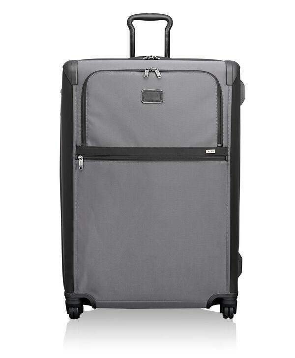 Alpha 2 Koffer auf 4 Rollen für lange Reisen (erweiterbar)