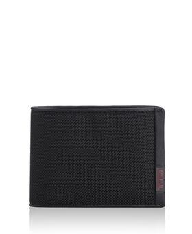 TUMI ID Lock™ Brieftasche mit zwei Scheinfächern Alpha