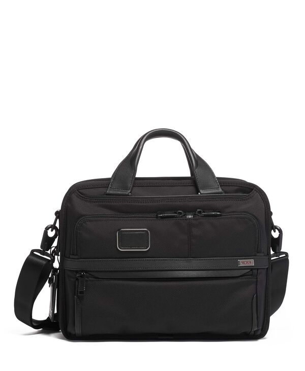 Alpha 3 Small Screen Expandable Laptop Brief