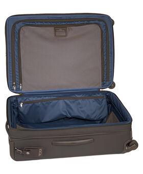 Koffer auf vier Rollen für längere Reisen (erweiterbar) Alpha 2
