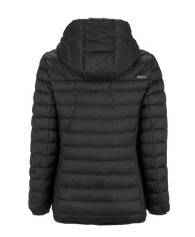 Estes Hooded Jacket Outerwear Womens